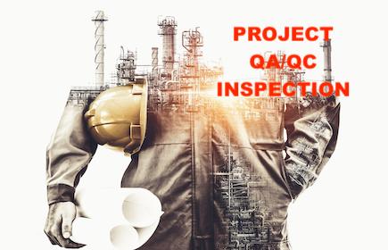PROJECT QA/QC INSPECTION